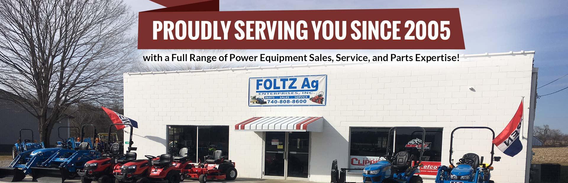 Lawn Mowers Lancaster, Ohio Foltz Ag Enterprises Foltz Ag