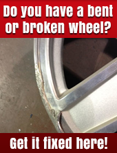 Do you have a bent or broken wheel? Get it fixed here!