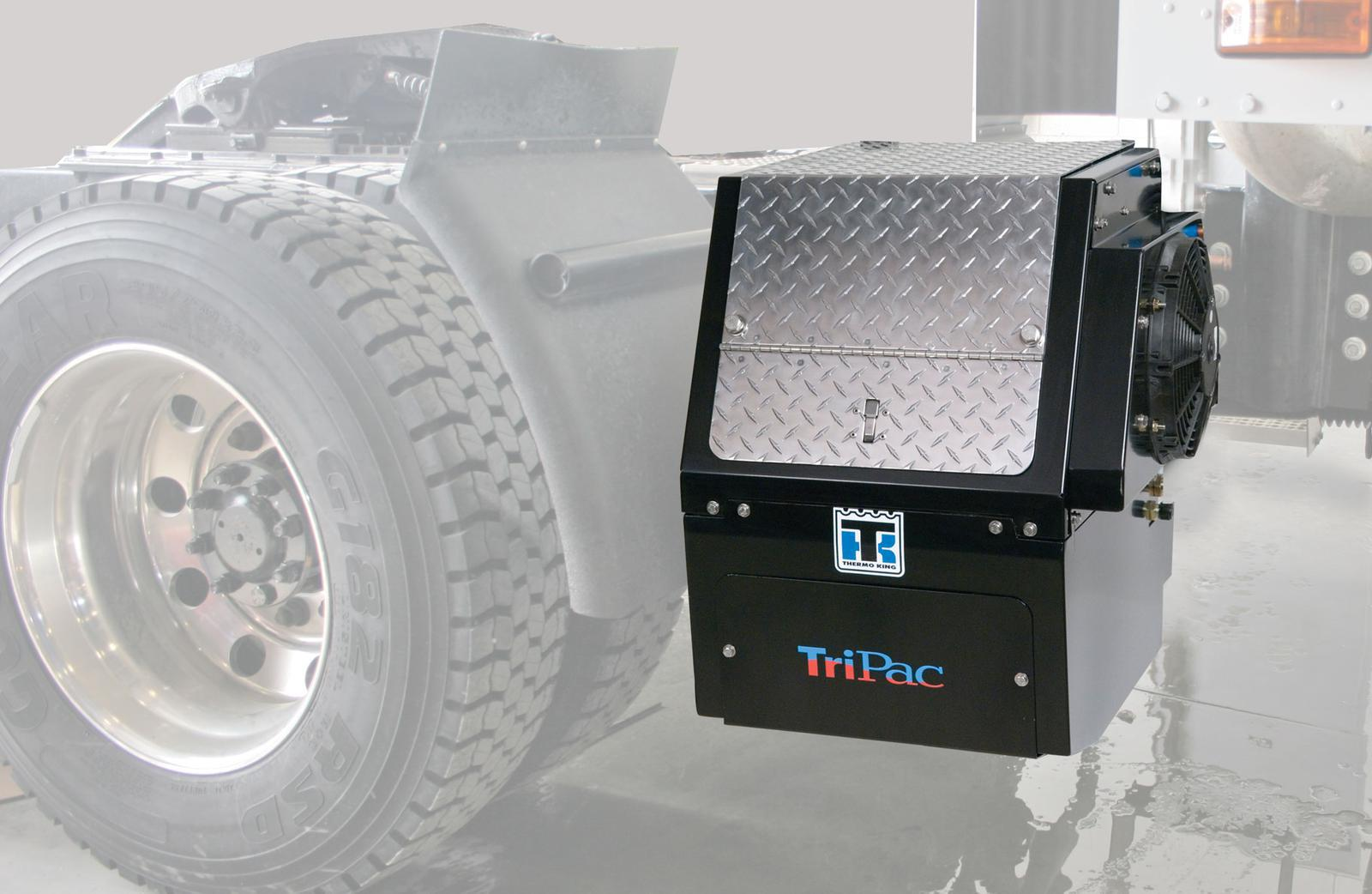 TriPac™ Auxiliary Power Units (APU)