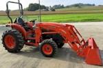 Kubota L4060HST TL 4WD