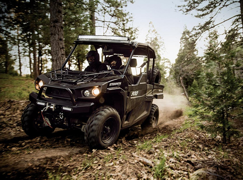 Textron Stampede Series Side by Sides
