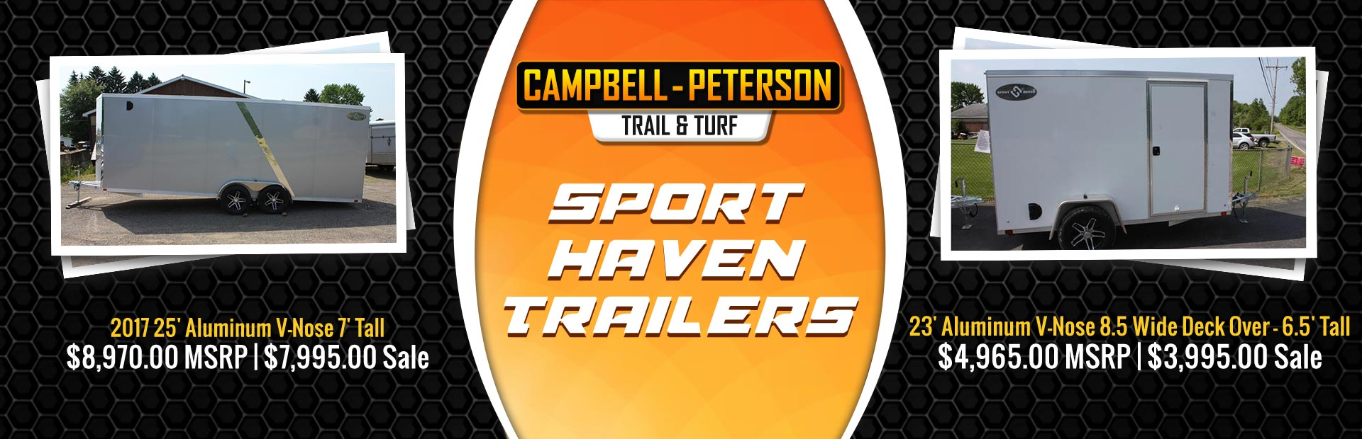 Sport Haven Trailers