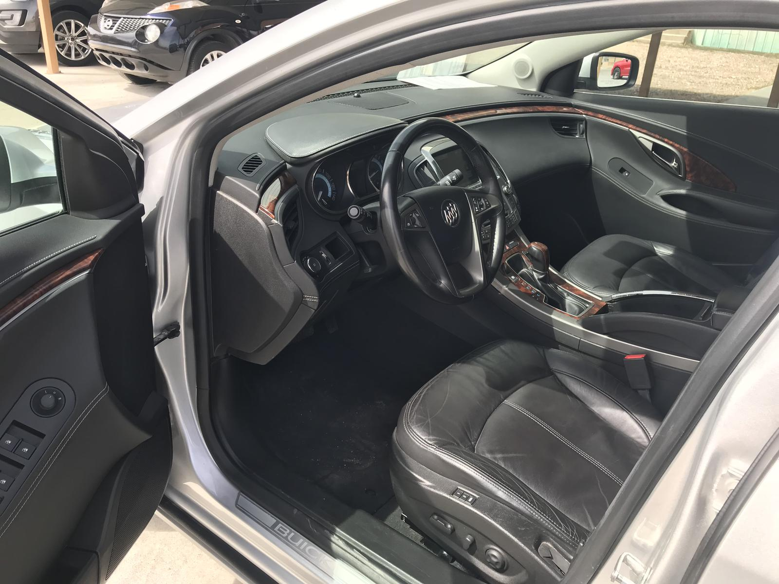 buick technology photo lacrosse luxury norris safety stage interior dick added