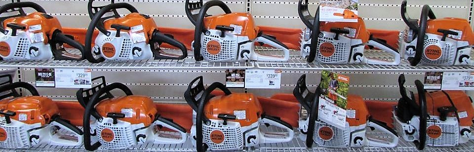 Sartins Stihl Chainsaw