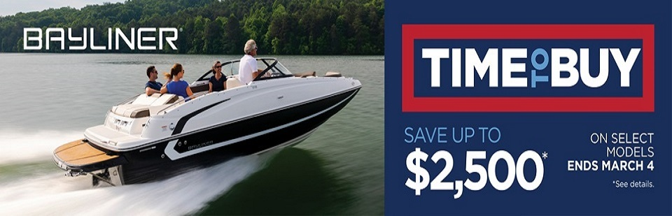 Bayliner Time to Buy