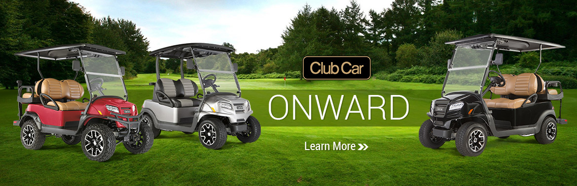 Club Car Golf Carts: Click here to view the models.