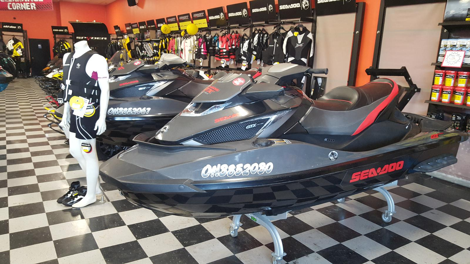 For Sale: 2013 Sea Doo Pwc Gtx Ltd Is 260 ft<br/>Bennett Powersports