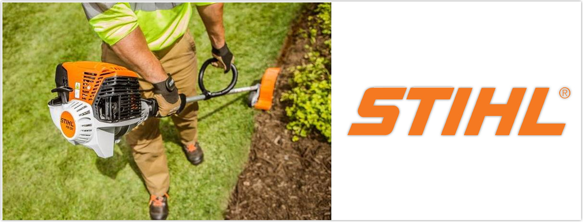 STIHL Lawn Edgers | Residential Lawn Edgers | Commercial Lawn Edgers | Bed Redefiners |