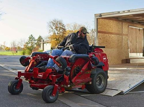 Toro Commercial Zero-Turn Mowers
