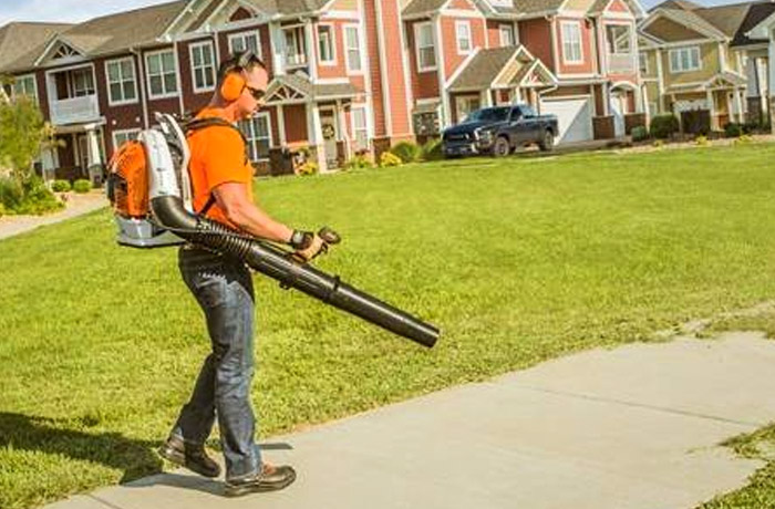 STIHL Commercial Backpack Blowers