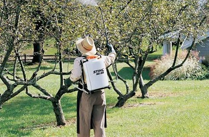 STIHL Backpack Sprayers