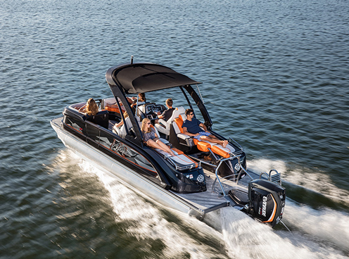 Premium Pontoon Boats