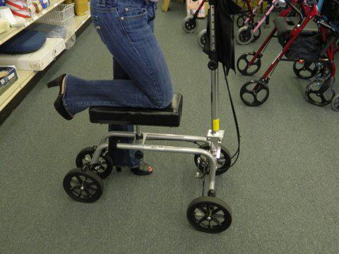 P4000 FREE SPIRIT® KNEE & LEG WALKER