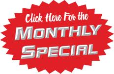 Click here for the monthly special.