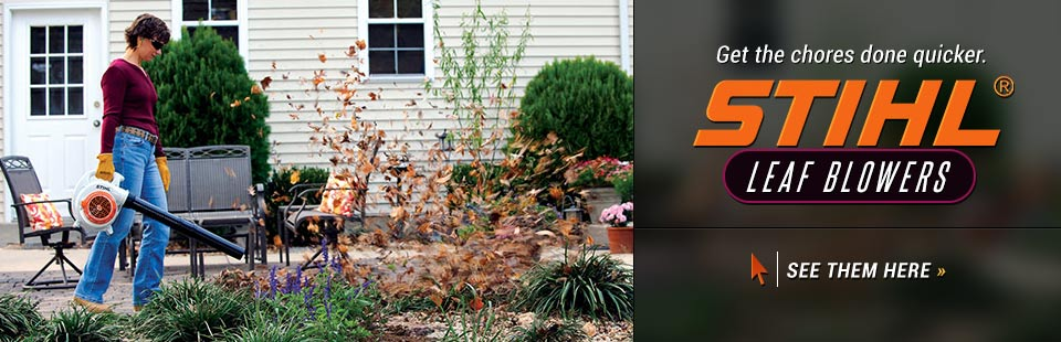 Act Tire & Auto carries Stihl Leaf Blowers. Call Act Tire & Auto today and get your chores done quicker with a Stihl Leaf Blower.