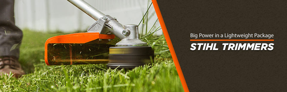 Stihl Trimmers - Available at Act Tire & Auto in Flora, IL.