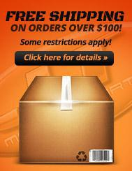 Get free shipping on orders over $100! Some restrictions apply. Click here for details.