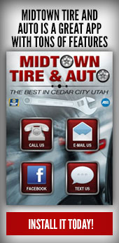 Midtown Tire and Auto is a great app with tons of features install it today!