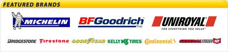 We offer products from Michelin®, BFGoodrich®, Uniroyal®, Bridgestone, Firestone, Goodyear, Kelly, Continental, and General. We are a member of the Virginia automotive association.