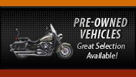 Pre-Owned Vehicles: Great Selection Available!