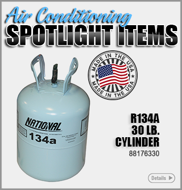 Air Conditioning Spotlight Items
