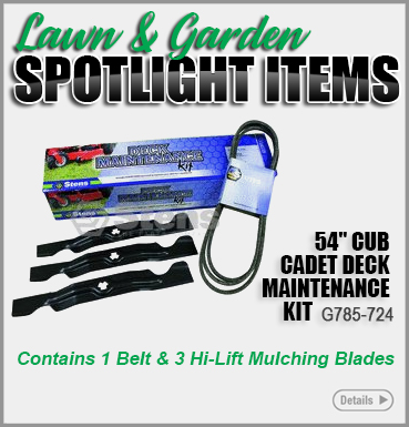 Lawn & Garden Spotlight Items
