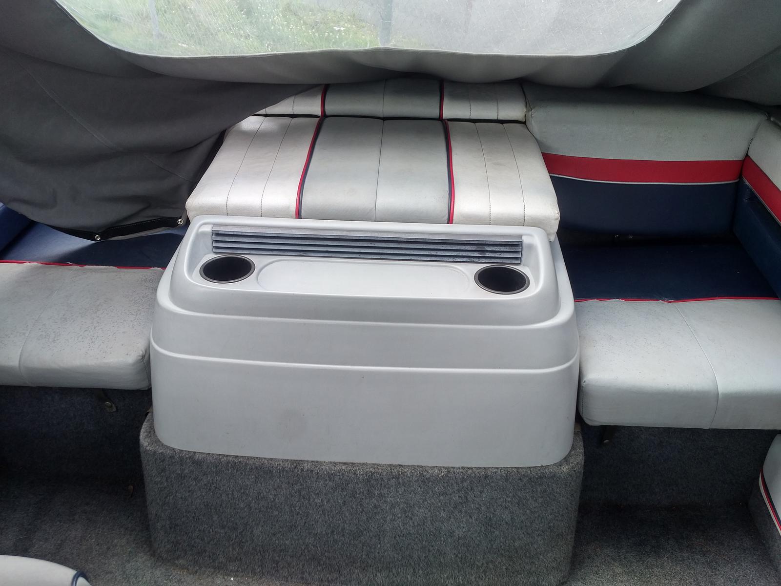 Bayliner Capri Seat Covers