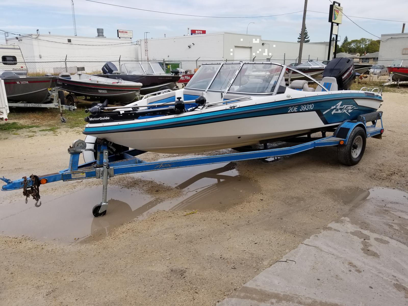 1995 Astro 181 For Sale In East Braintree Mb Alliance Marine Sport East Braintree Mb 800 230 5431