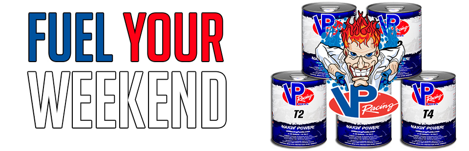 We Stock VP Race Fuel in Almont, Michigan.