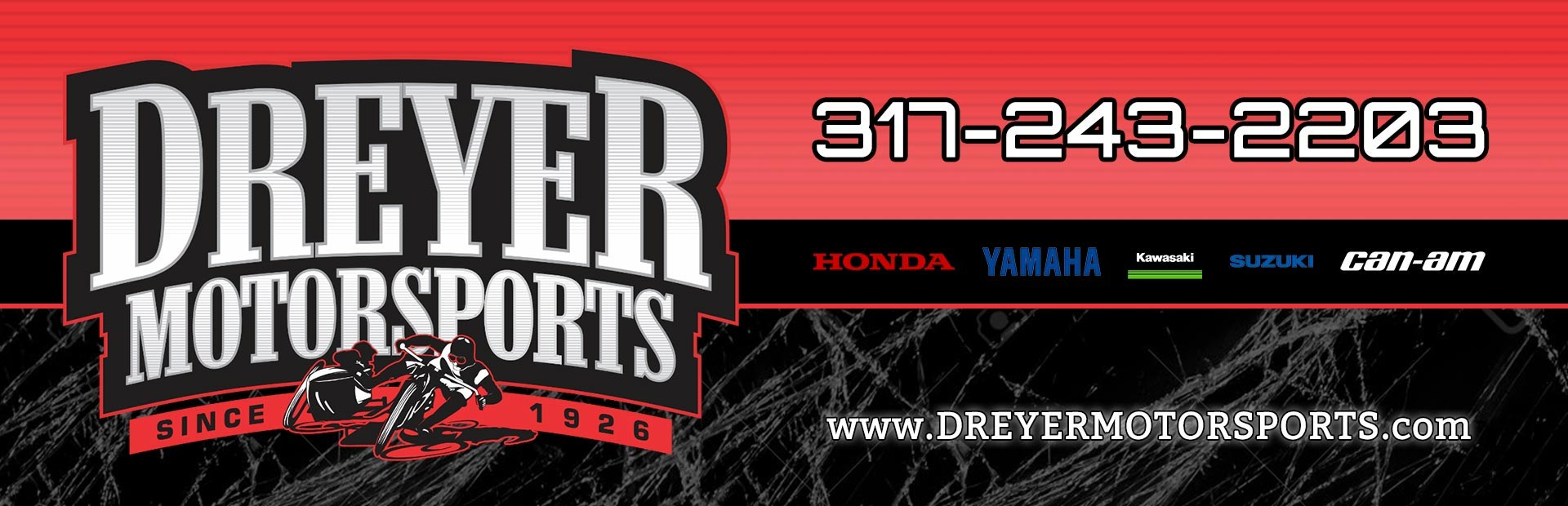 Home Dreyer Motorsports Indianapolis, IN (877) 413-8881