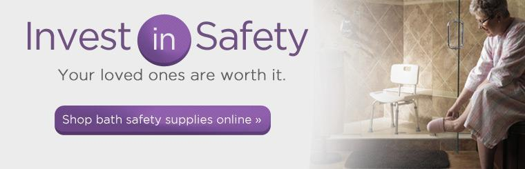 Click here to shop bath safety supplies online.