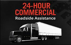 24-Hour Commercial Road side Assistance