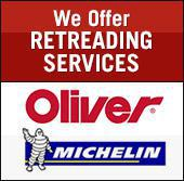 We Offer Retreading Services