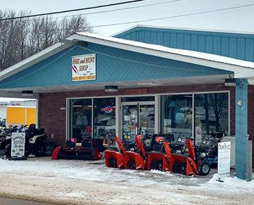 Fish & Hunt Shop