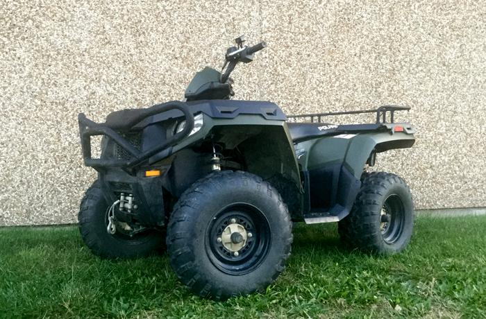 In-Stock Polaris ATV's