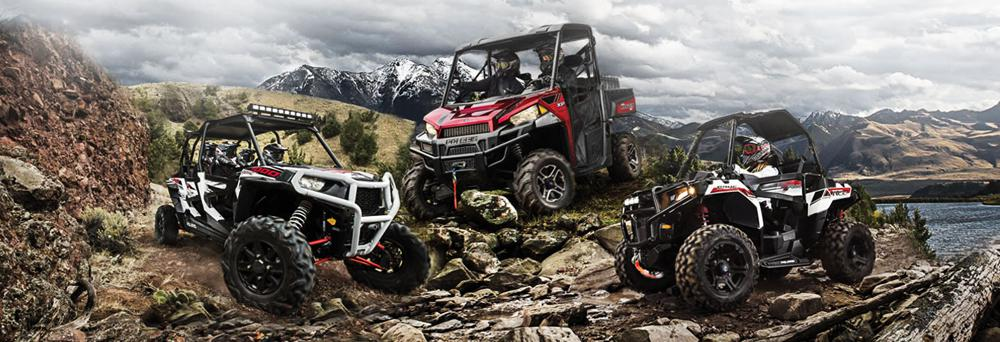 Shop Polaris Today