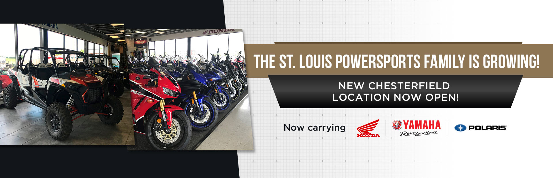 Home St  Louis Powersports U S A