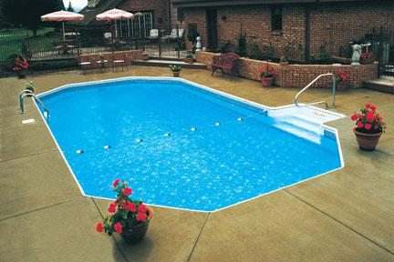 Inground Swimming Pools Lipps Pools Amp Spas Inc Florence