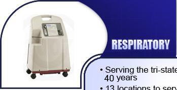 Respiratory - Serving the tri-state area for over 40 years. 13 locations to serve you 24 hours a day, 7 days a week. Treating customers like family.