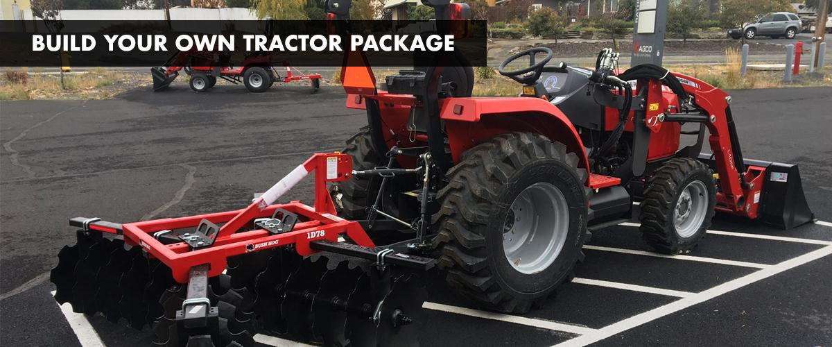 Custom Tractor Package - Build Your Own Tractor Package!
