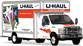 Click here to schedule a UHaul rental!