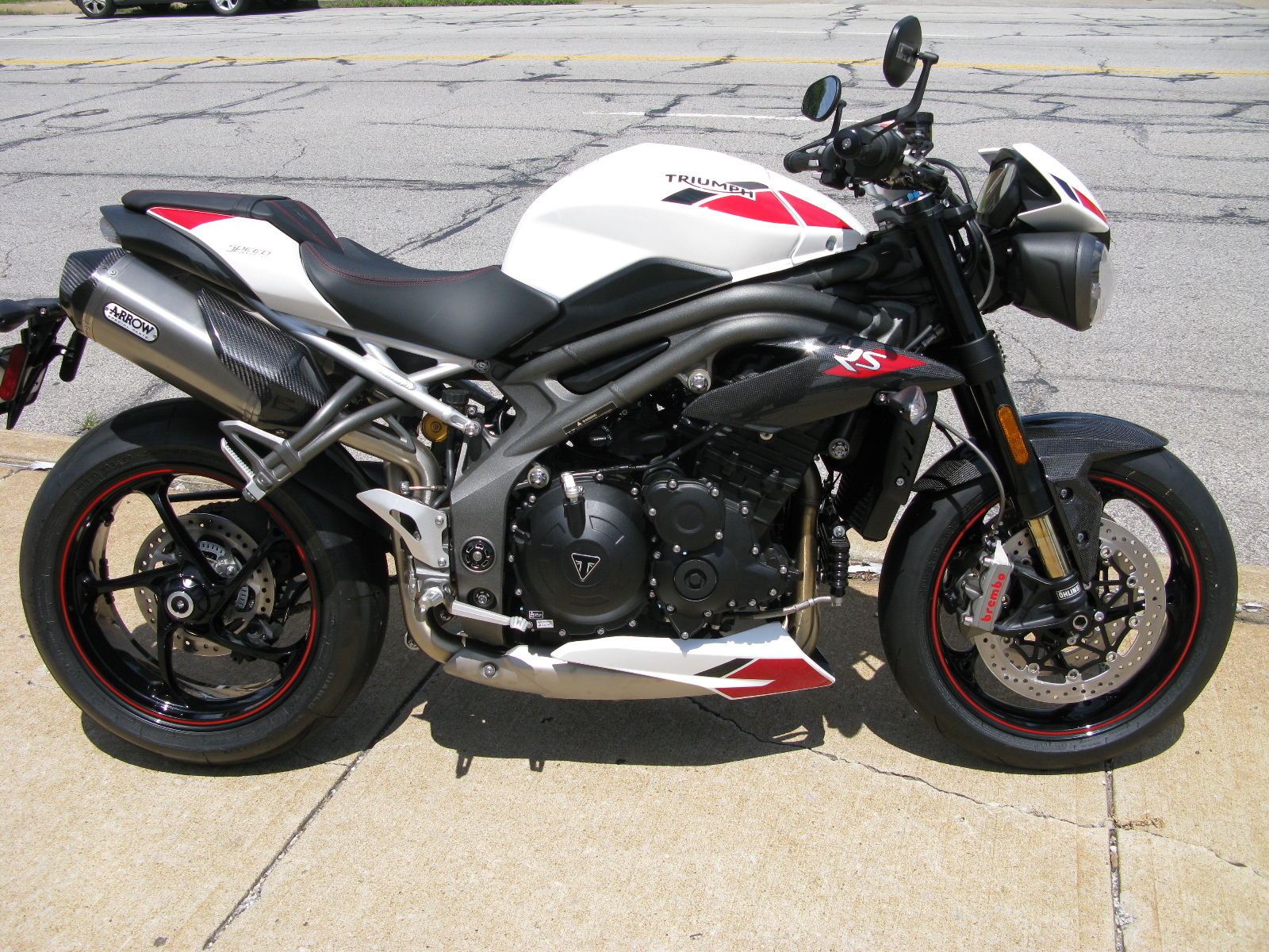 2020 Triumph Speed Triple Rs For Sale In Kansas City Mo Engle Motors Kansas City Mo 816 241 7554