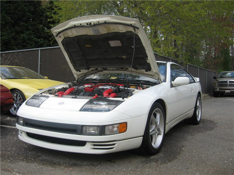 1991 Nissan 300ZX Turbo Custom Car Care Yorktown, VA (757) 591-7500