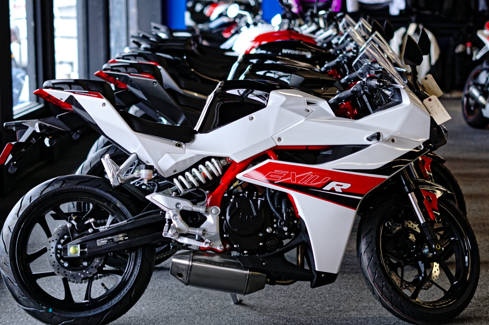 Motorcycles Street Bikes from Hyosung
