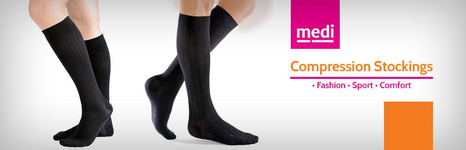 medi Compression Stockings: Contact us for details.