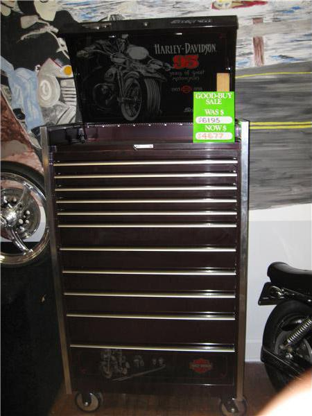 Snap-On tool boxes & Snap-On tool boxes HILLBILLY CYCLE SALES Princeton WV (304) 425-4321