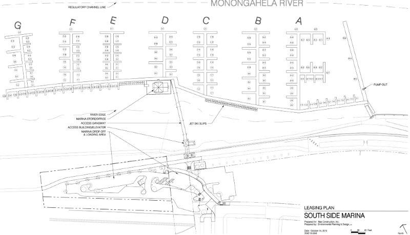SSM Layout & Info Fox Chapel Marine Pittsburgh, PA (412) 967