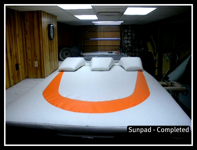 Sunpad completed