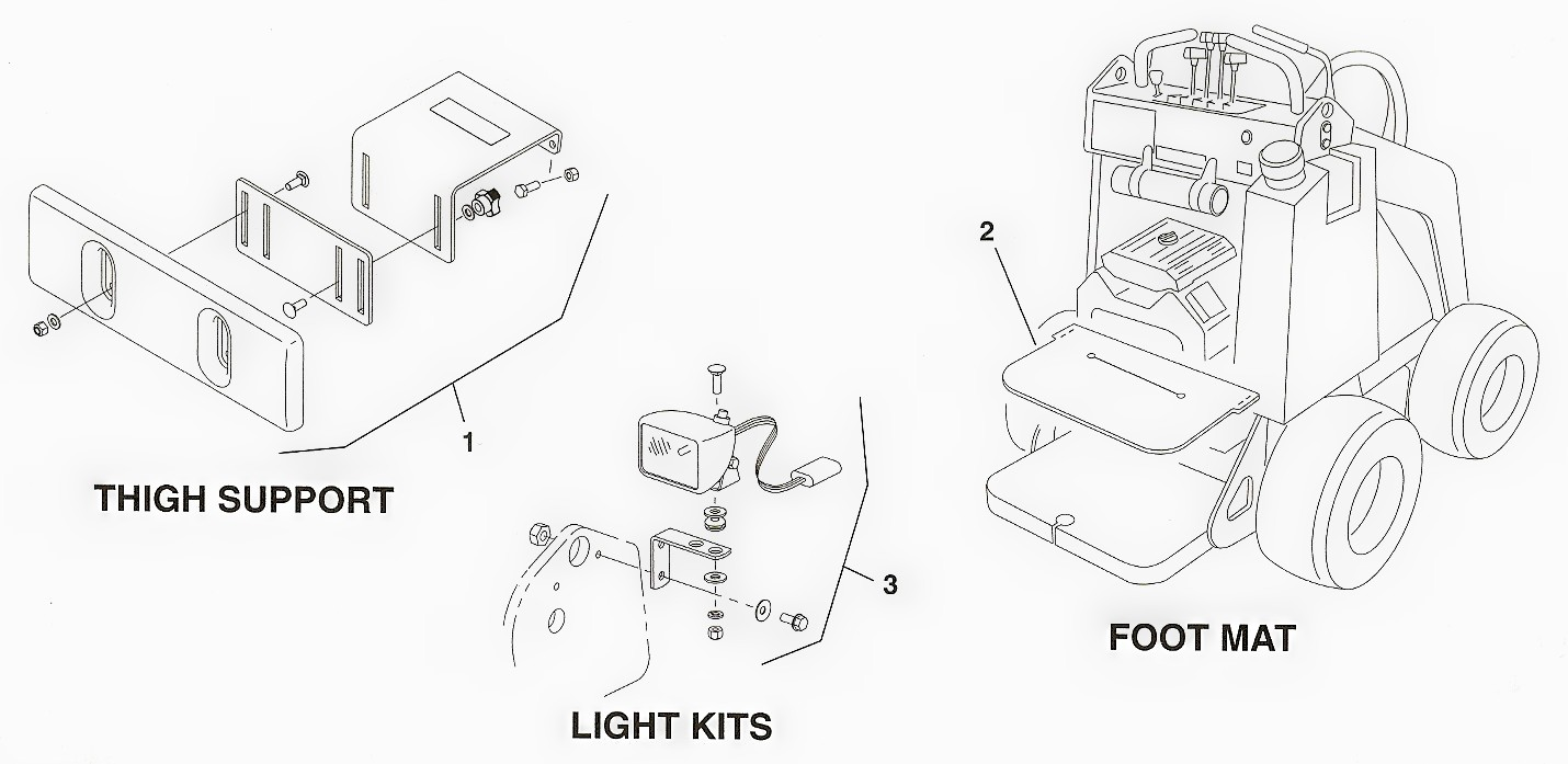 toro dingo accessories diagram topline equipment of al