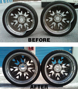 Rim Repair Cost >> Wheel Repair R P M Superstore Richmond Va 804 358 9576